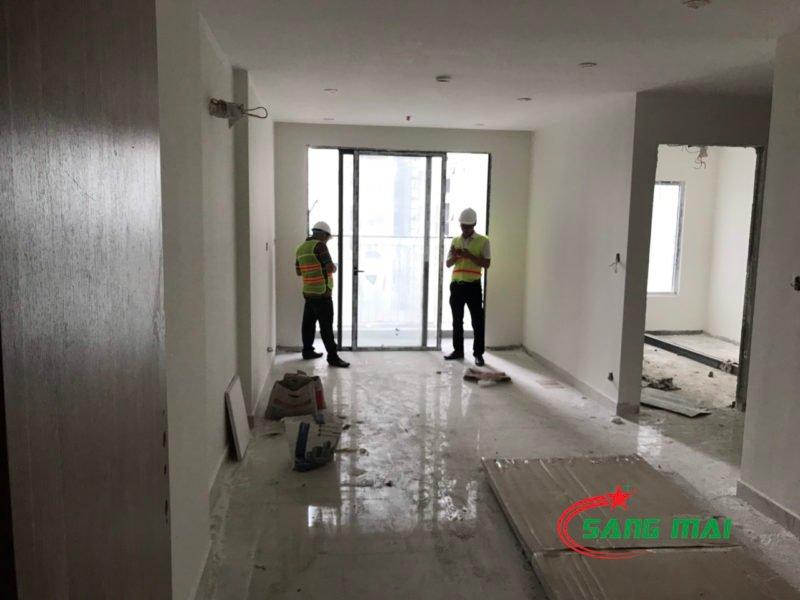 vệ sinh công trình sau xây dụng - HCM 2