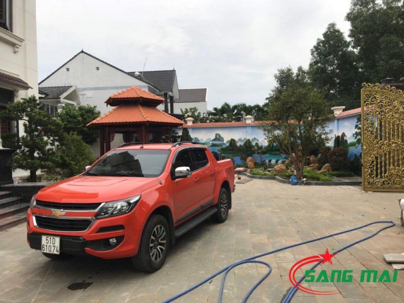 vê sinh công trình sau xây dựng Đồng Nai - dịch vụ vệ sinh Sáng Mãi 2