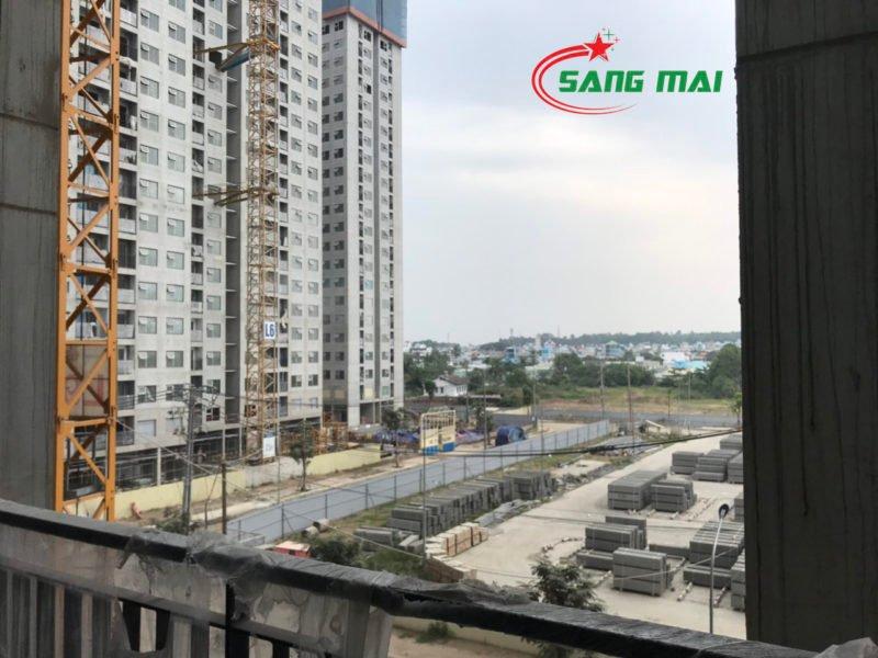vệ sinh công trình sau xây dụng - HCM 3