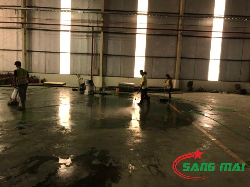 vệ sinh nhà xưởng Đồng Nai - dịch vụ vệ sinh Đồng Nai