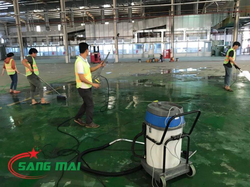 vệ sinh nhà xưởng Đồng Nai - dịch vụ vệ sinh Đồng Nai 2