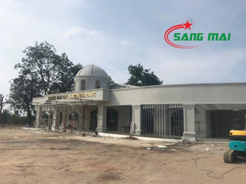 golf Đồng Nai - Vệ sinh công trình sau xây dựng Đồng Nai