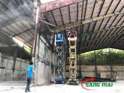 gạch Shijar VN - vệ sinh nhà xưởng bình dương 5